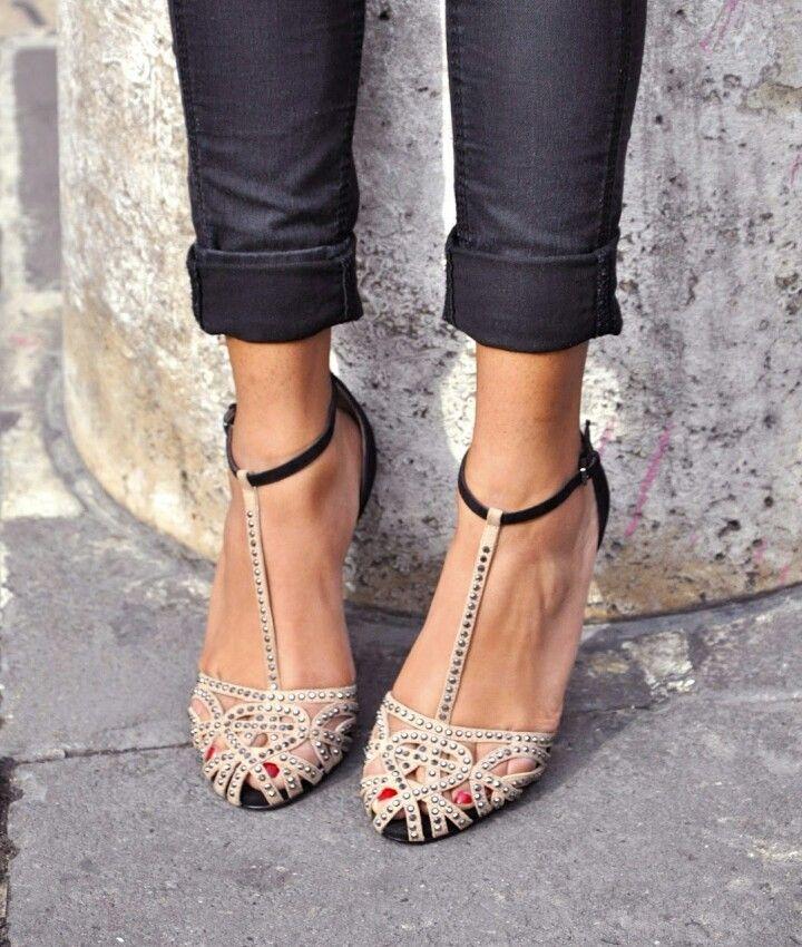 Plana ZapatosZapatos CangrejeraShoes I Like De Sandalia Baile Aj4RL5