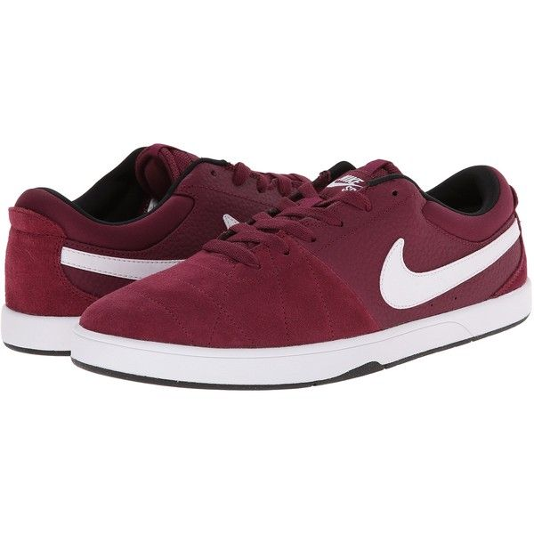 Nike Sb Mens Rabona Villain Red/Black/White - Sneakers