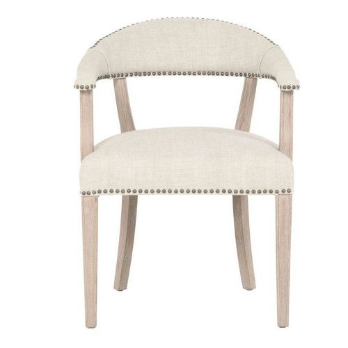 Found It At Wayfair Essentials Ansel Arm Chair Linen