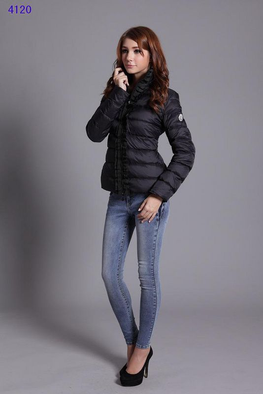 Moncler - Moncler Clairy Leisure Down Jackets Women Round Neck ...