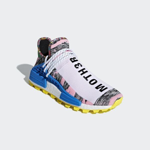 Pharrell Williams SOLARHU NMD Shoes Multi BB9531   Adidas