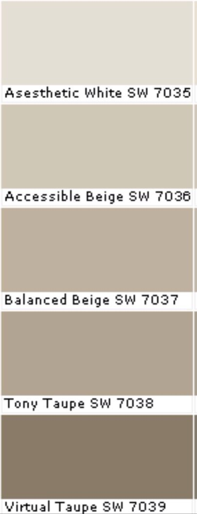 Sw Accessible Beige Aesthetic White Walls Trim Paint Colors For Home House Paint Exterior Exterior Paint Colors For House