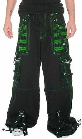 Black chain bondage pants fantasy))))