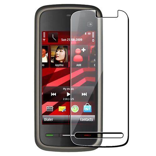 6 packs Reusable Screen Protectors for Nokia 5230 $0.05