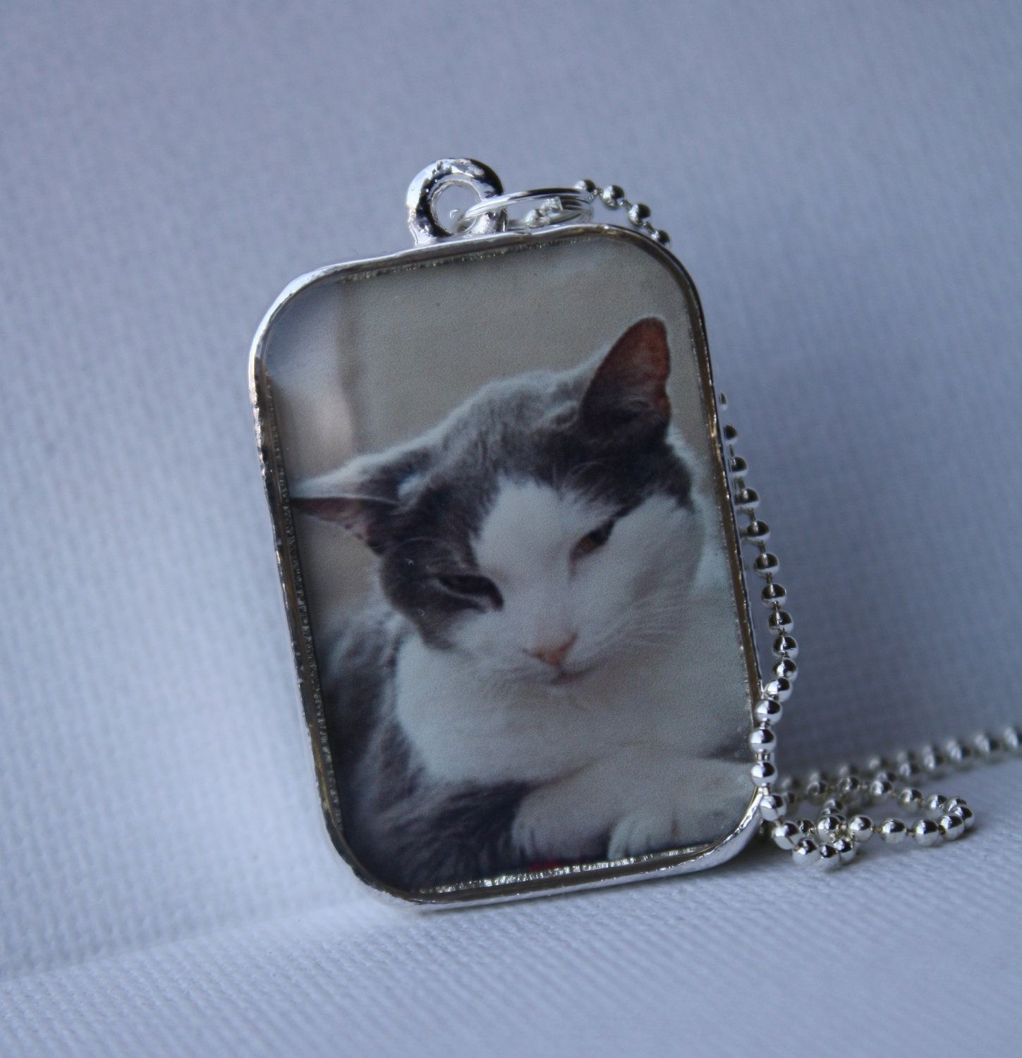 Pics memory jewerly personalized pet memorial jewelry with your pics memory jewerly personalized pet memorial jewelry with your pets by photojule aloadofball Images