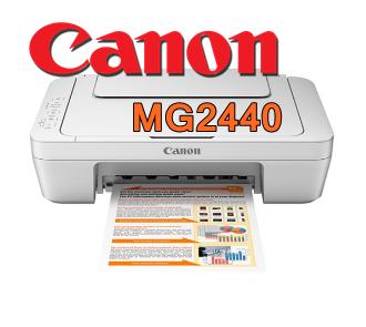 Drivers mg2440 printer canon