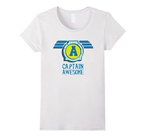2c504366 Women's Captain Awesome funny t-shirt - Captain Awesome T ...