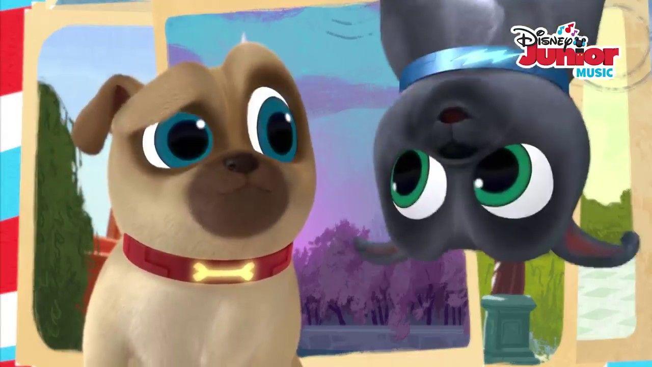 Looking For Bob S Turbine Music Video Puppy Dog Pals Disney Junior