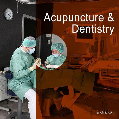 Acupuncture Dentistry Acupuncture Dentistry Dental