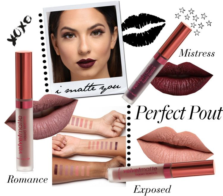 Pout them Lips Girl! - VELVETMATTE liquid lipsticks only $14!