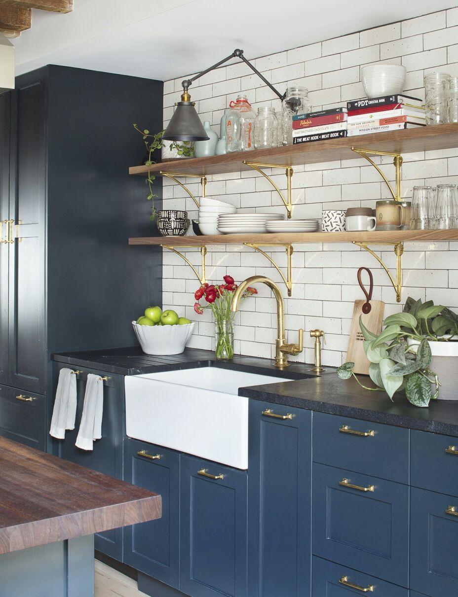 Semihandmade DIY Shaker Ikea Kitchen Courtesy Of Alison