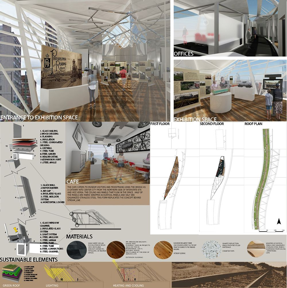 Interior Design Student Competitions