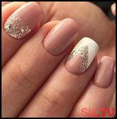 37 Pretty Nail Designs Ideen f  r Fr  hling Winter Sommer und Herbst      Nagel …