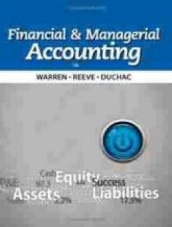 Financial and managerial accounting 12th edition free ebook financial and managerial accounting 12th edition free ebook online fandeluxe Choice Image