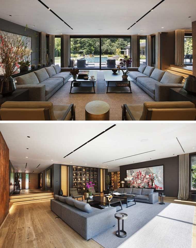 Belle maison moderne à Istanbul, en Turquie conçue par Habif ...