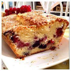 Ohh céuss!!!: Blue berry cake - ou simplesmente, meu bolinho de ...