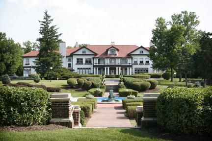 Longview Mansion Lee S Summit Missouri Great Venue For Any Occasion Located Right In