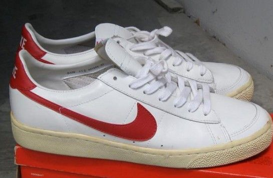 nike bruin, vintage bruin, marty mcfly. I so wanted the