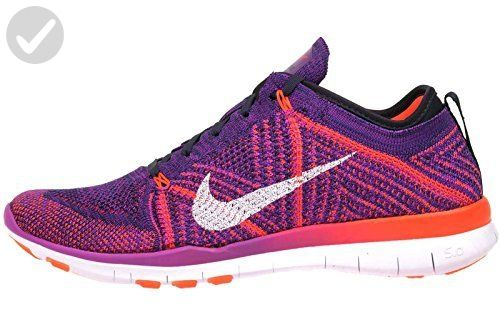 cd6dc92b9da8 Nike Free TR Flyknit Hyper Violet Womens Running Training Shoes Size 9 -  All about women ( Amazon Partner-Link)