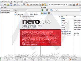 nero burning rom 2016 serial crack