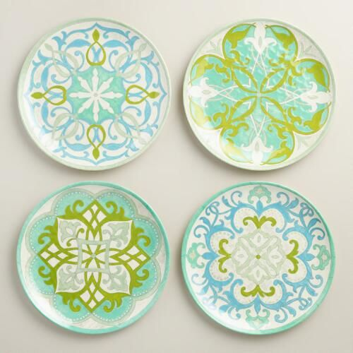 Featuring A Textured Ceramic Feel Our Break Resistant Melamine Dinner Plates Offer Versatile Style In Melamine Dinner Plates Dinner Plates Dinner Plate Sets