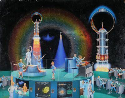 Enzmann Starship: Excerpt from Starships Now! by Robert ...