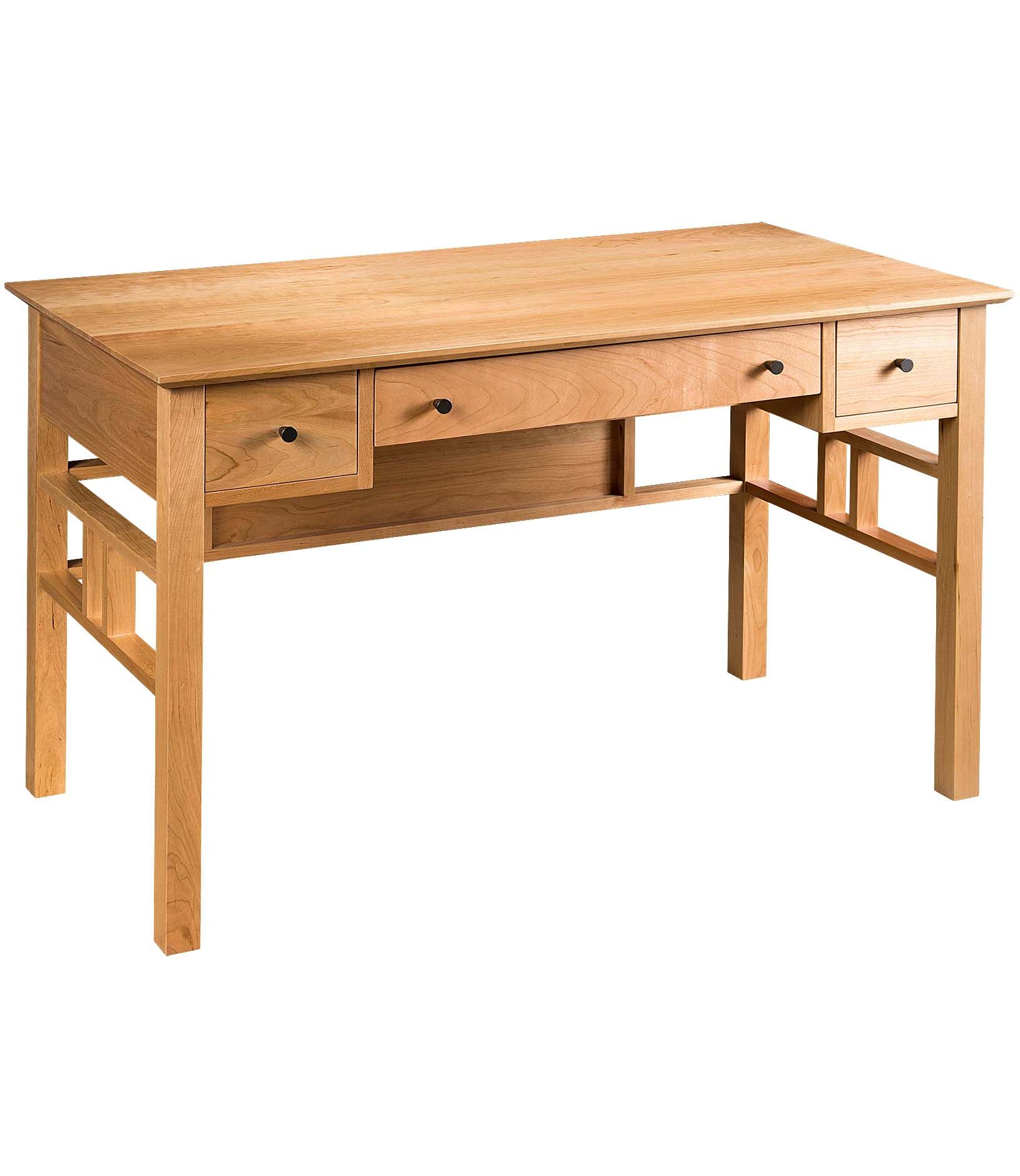 """Eastwood Desk. D 24"""" X W 48"""" X H 30"""". Available In Cherry"""