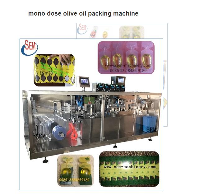 MonoDoseLiquidPackingMachine