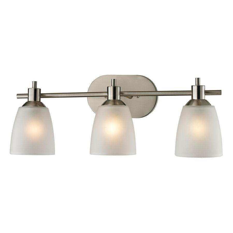 Awesome Websites Westmore Lighting Light Fillmore Brushed Nickel Bathroom Vanity Light