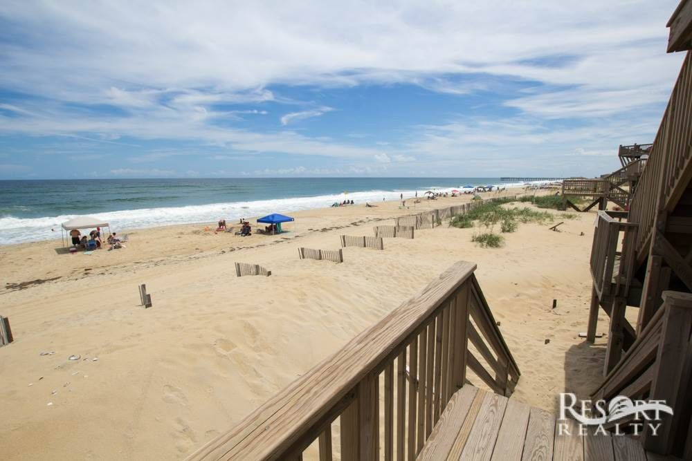 Laissez Faire Oceanfront Nags Head Vacation Al Resort Realty Of The Outer Banks Obx