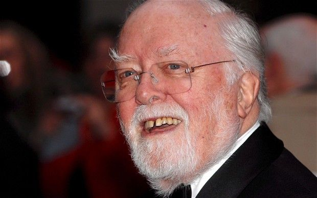 richard attenborough funeral