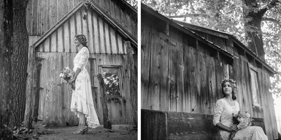 Nathan and Sarah black and white film wedding EPlove Missouri_045