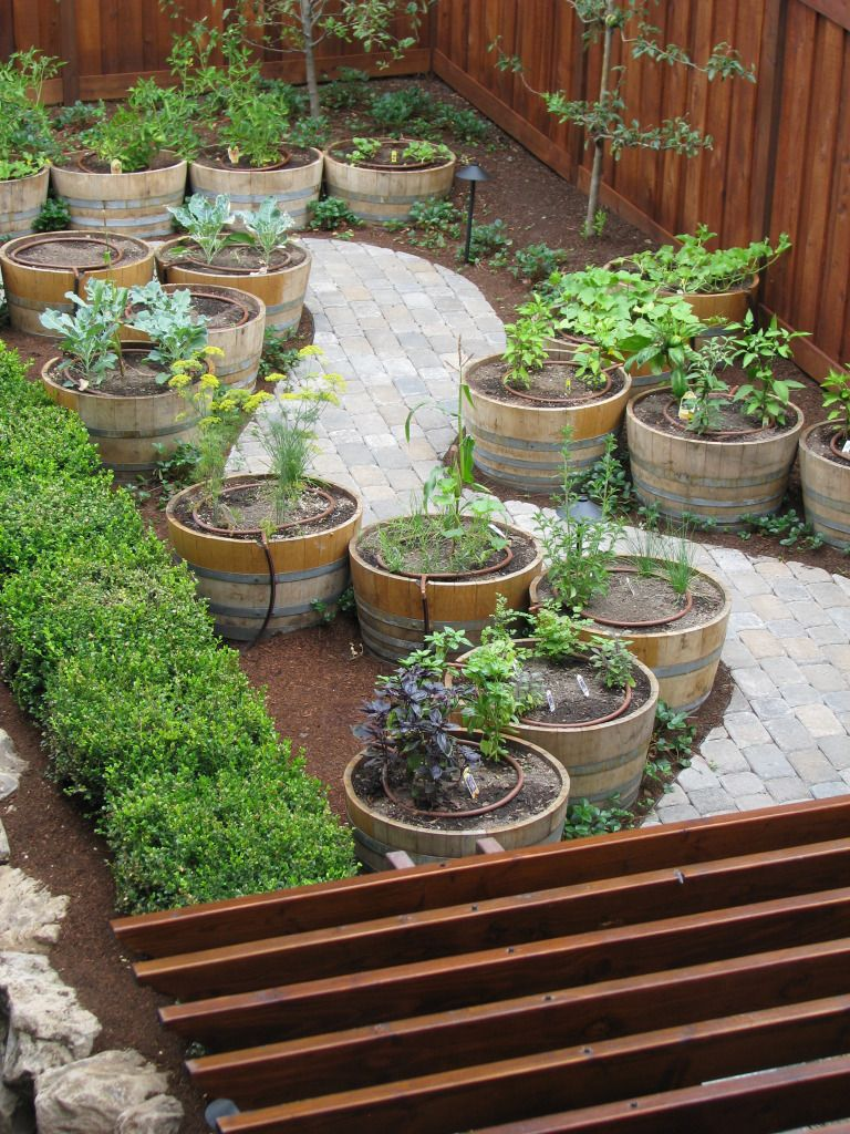 10 different and great garden project anyone can make 6 for Garden pots portland