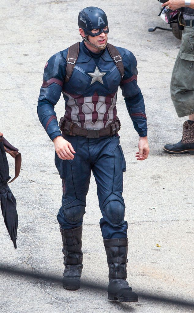 Chris Evans from The Big Picture: Today's Hot Photos | Captain ...
