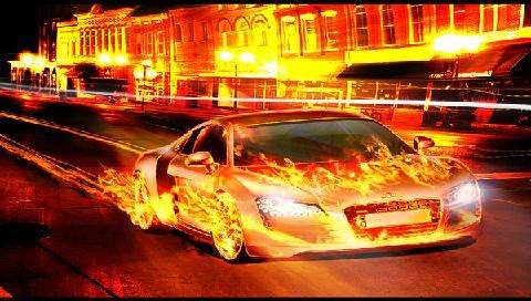 Fire Car Places To Visit Pinterest Cars