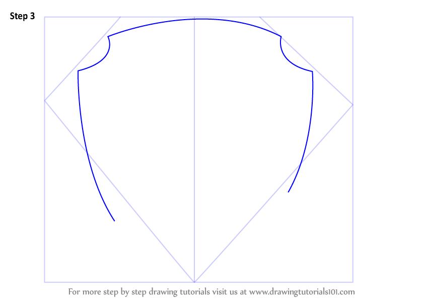 How to Draw Paw Patrol Badge - DrawingTutorials101.com