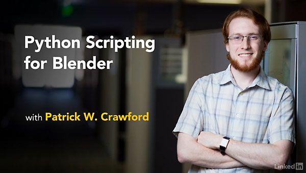 Lynda - Python Scripting for Blender | Blender & the like