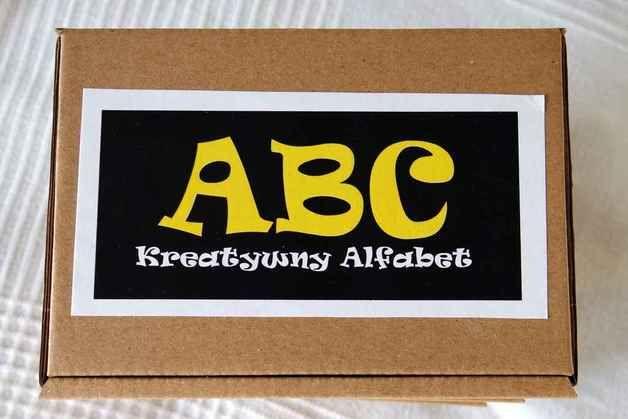 Kreatywny Alfabet - ArtCotton - Zabawki edukacyjne