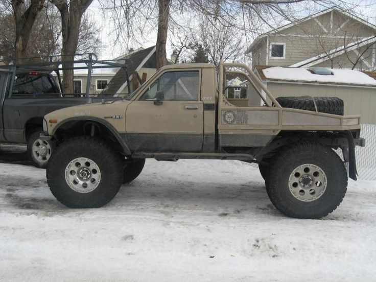 Runner Converted To Truck Google Search Wheels Pinterest - 4runner truck