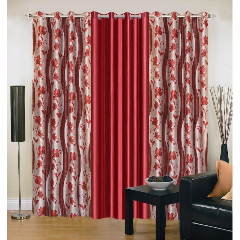 Premium Designer Readymade Curtains For Bay Windows Online At Affordable Price Access Our Huge Collection Of Window Door And Long