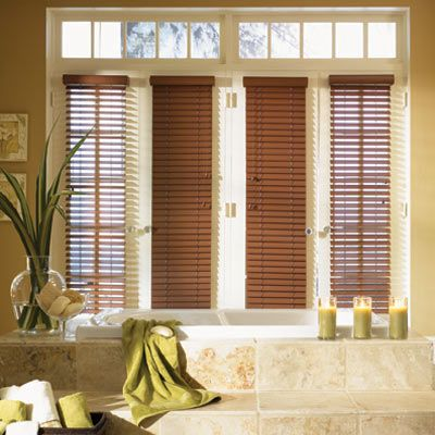 Bali Faux Wood Blinds Look Great In Any Room Even The