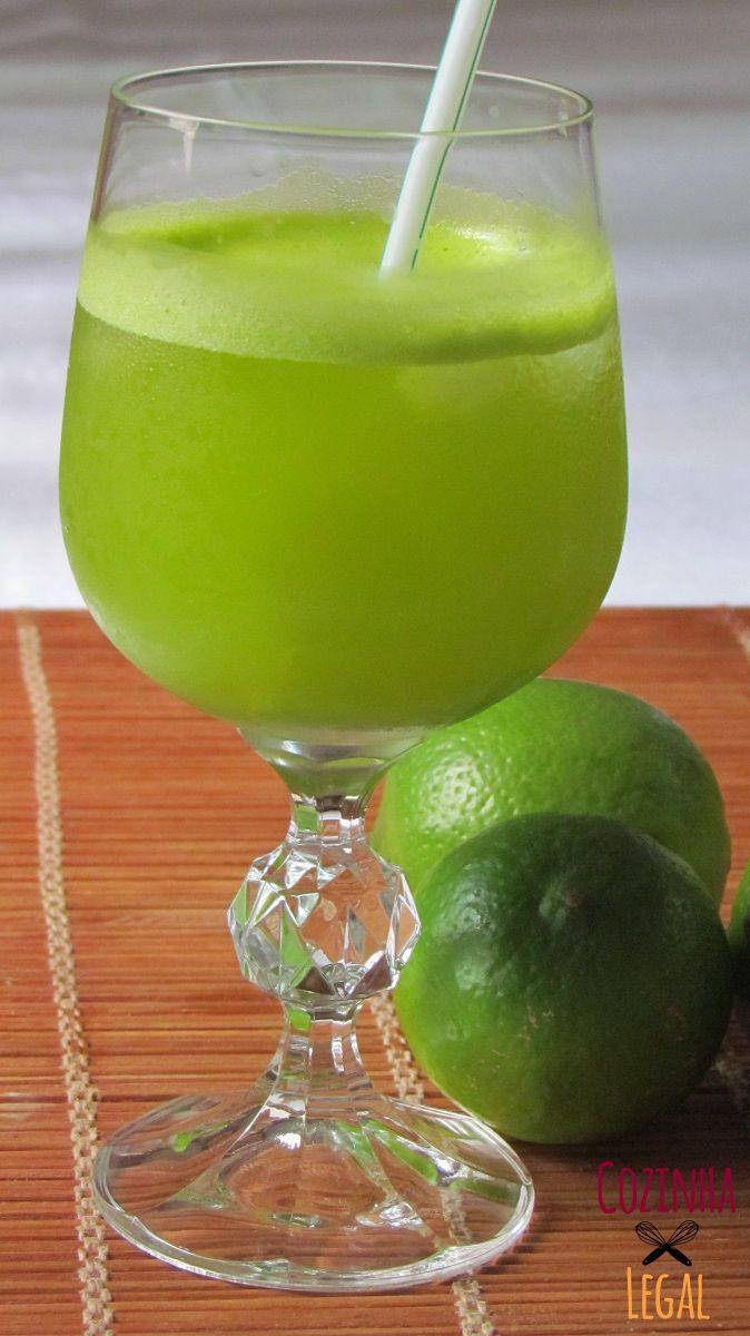 Suco Detox Refrescante | cozinhalegal.com.br