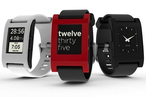 Pebble E Paper Watch For Iphone And Android By Pebble Technology Corp Http Www Amazon Com Dp B00aydnrna Ref Watch For Iphone Pebble Smartwatch Pebble Watch