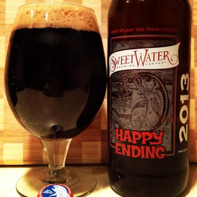 Happy Ending (2013) by Sweetwater Brewing Company