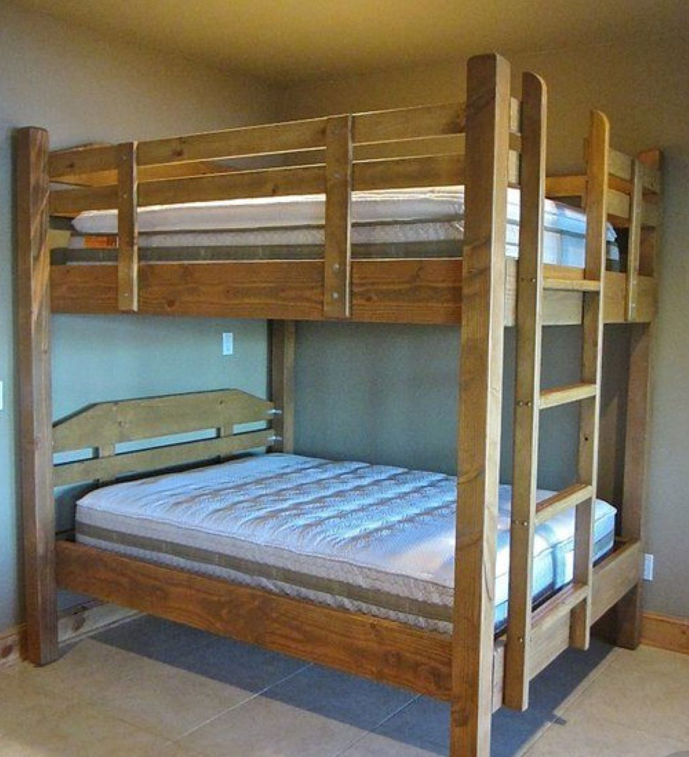 Pin On Lake House Bunk Beds