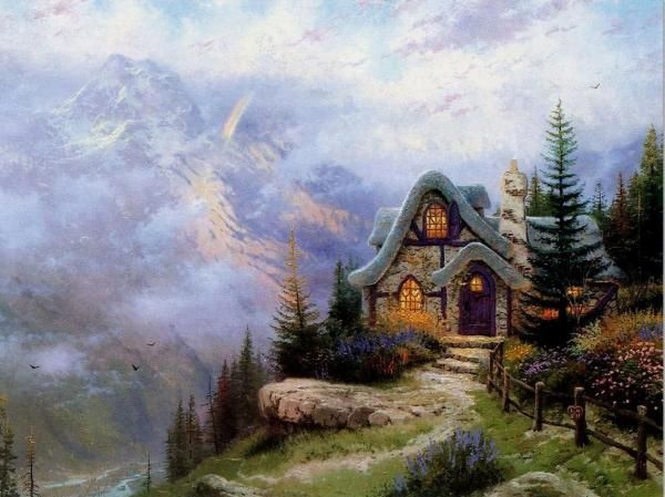 Beautiful Mountain House - Imgend