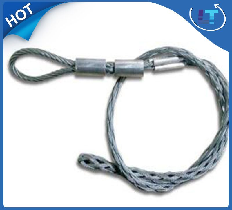 Alloy Steel 1 Ton Cable Wire Rope Haven Grip Jaw Puller Pulling 2204 Lbs US !