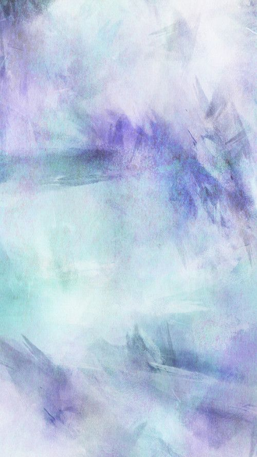 Free Watercolor iPhone Wallpaper - Silver Spiral Studio