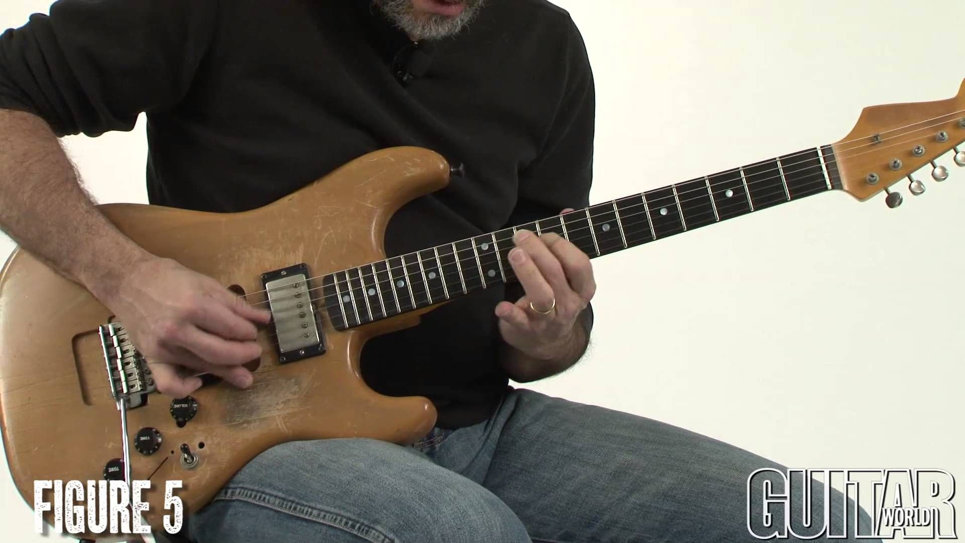 Andy Aledort In Deep with Mixolydian Mode Mixolydian