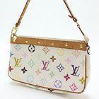 #goldearrings - LOUIS VUITTON MONOGRAM MULTICOLORE POCHETTE ACCESSOIRES POUCH BLON - http://pinfollow.me/categories/womens-fashion/designer-handbags-purses/louis-vuitton-monogram-multicolore-pochette-accessoires-pouch-blon/
